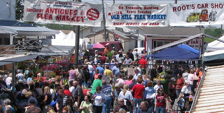 Root's Country Market & Auction Inc